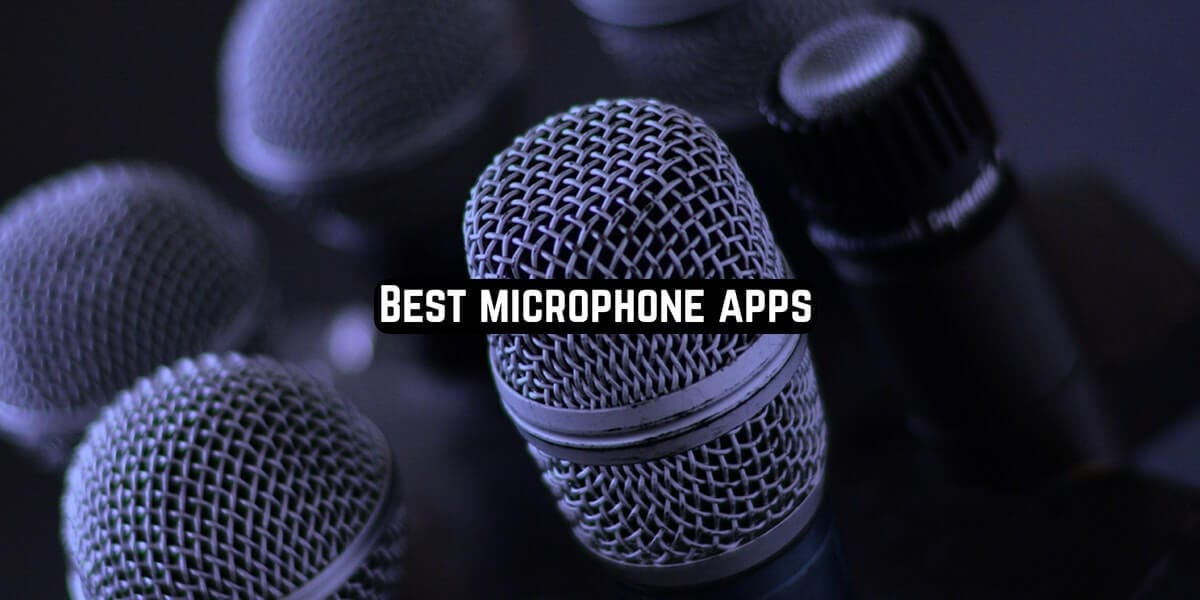 microphone apps