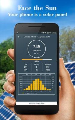 my solar panel lite2