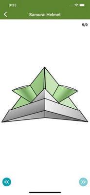 origami paper art 3d1
