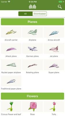 origami paper art 3d2