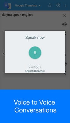 speak to voice2