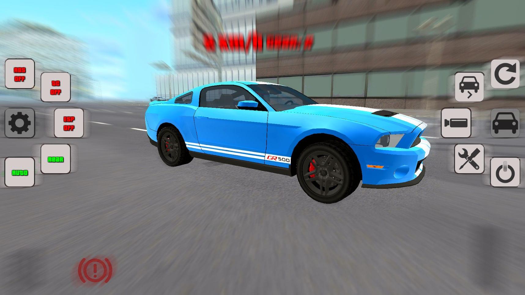 tuning car simulator1