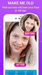 Make me Old - Face Aging, Face Scanner & Age App