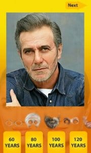 Make me old face aging effect photo editor
