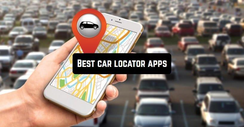 Best car locator apps