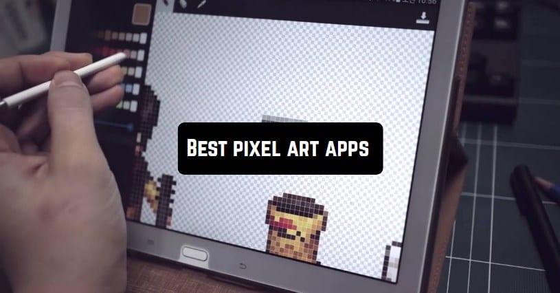 Best pixel art apps