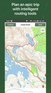 Gaia GPS2