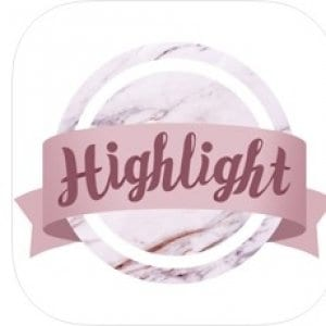 Highlight Cover & Logo Maker
