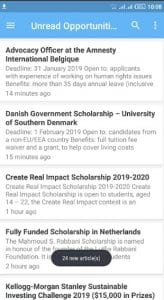 Scholarships For International Students2
