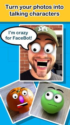 talking face bot1