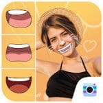 talking mouth photo editor