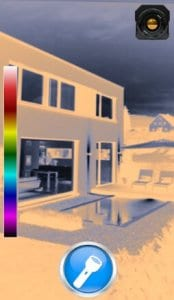 Thermal Camera Illusion & Flashlight