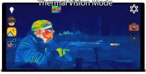 VR Thermal & Night Vision Camera FX :Simulated FX