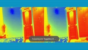 Thermal Camera Vr Simulated