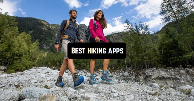 Best hiking apps1