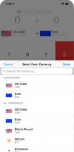 My Currency Converter3