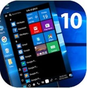 launcher for win 10