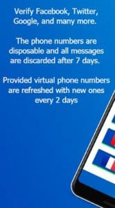 Virtual Number - SMS Receive Free Phone Numbers