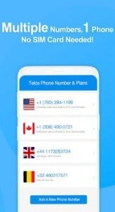 Telos Free Phone Number & Unlimited Calls and TextTelos Free Phone Number & Unlimited Calls and Text