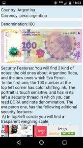 Counterfeit Money Detector