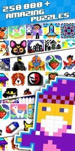 Falcross - Nonogram & Picture Cross Puzzles