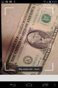 IDEAL U.S. Currency Identifier