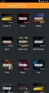 Smash IPTV