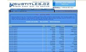 SubTitles & DivX World