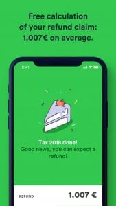 Taxfix – Simple German tax declaration via app