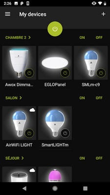 awox smart control1