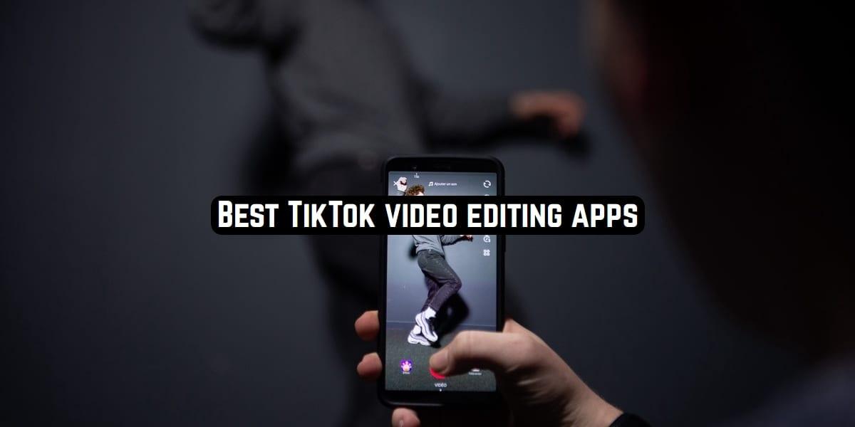 tiktok video editing