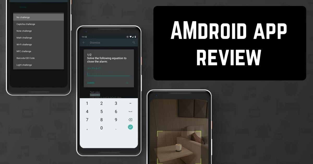 AMdroid app review