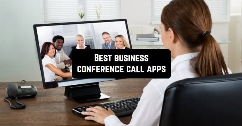 Best business conference call apps