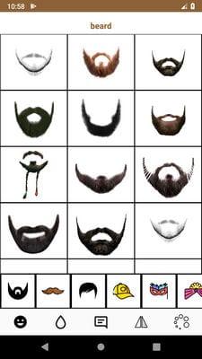 beard booth photo editor1