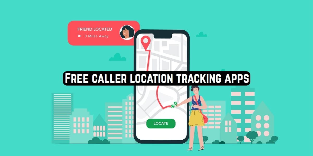 caller location apps