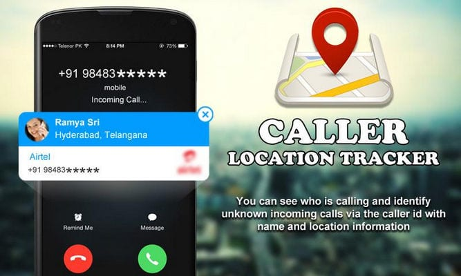 caller location tracker1