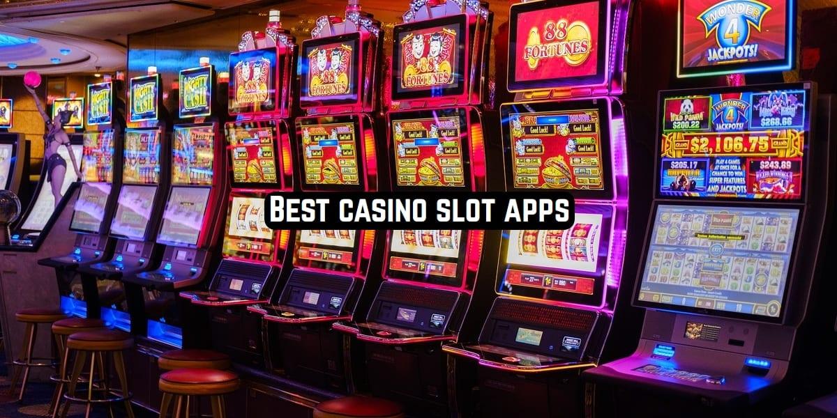 casino slot apps
