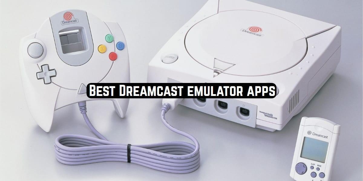 dreamcast emulators