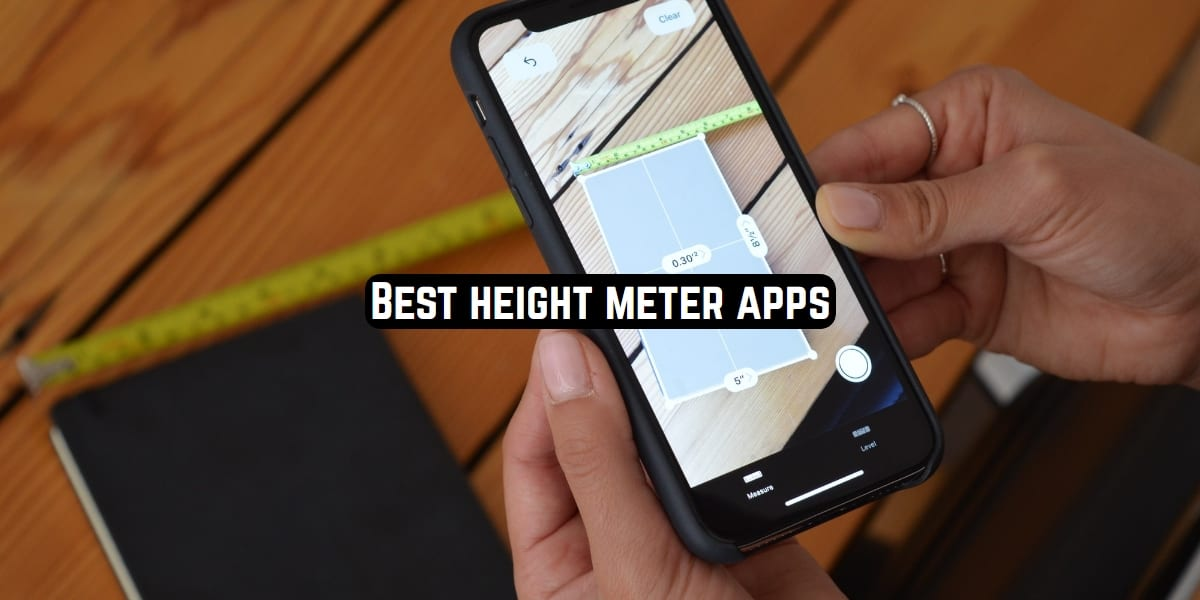 height meter apps