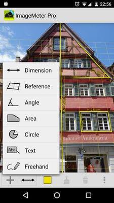 imagemeter - photo measure1