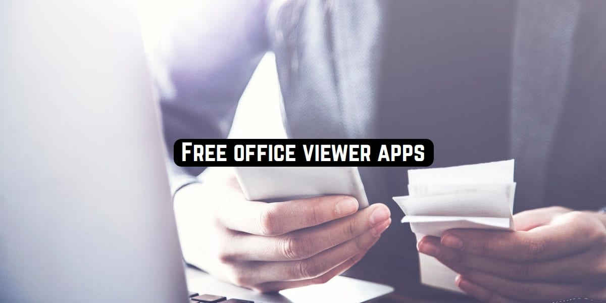 office viewer apps