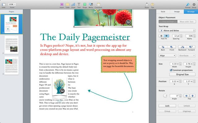 pages by apple2