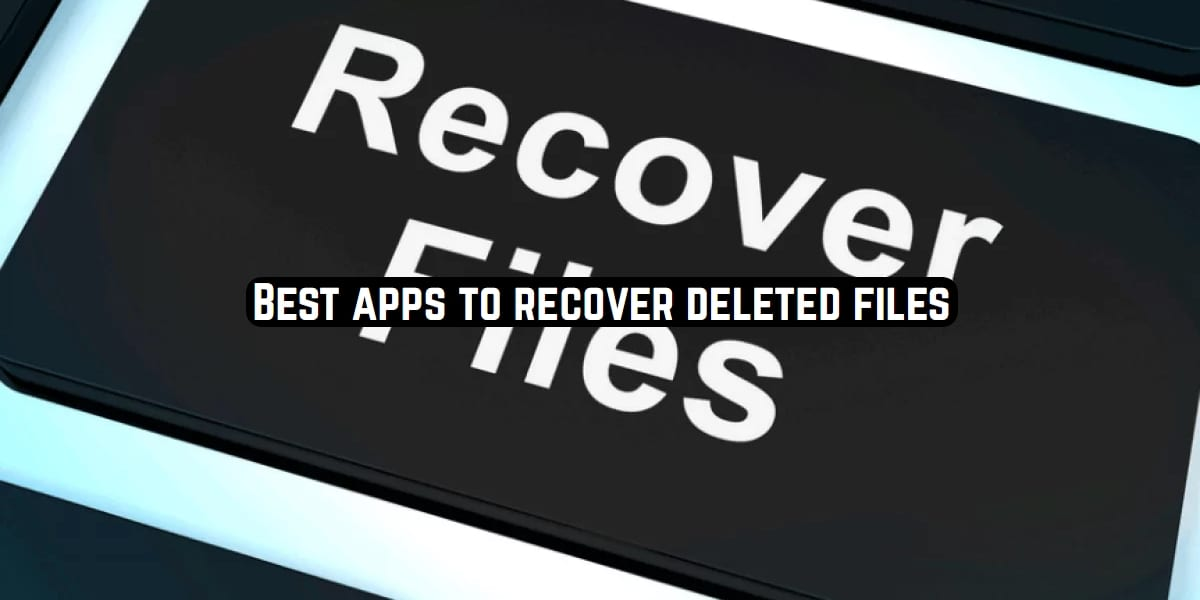 recover apps