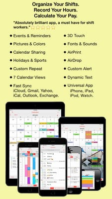 shiftlife organizer1