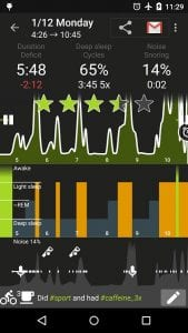 sleep as android screen 2