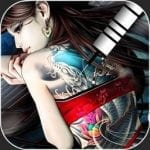 tattoo design body art editor