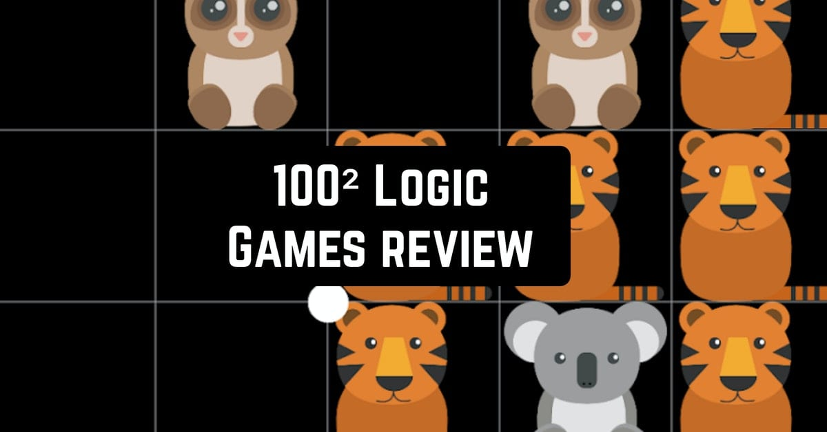 100² Logic Games review