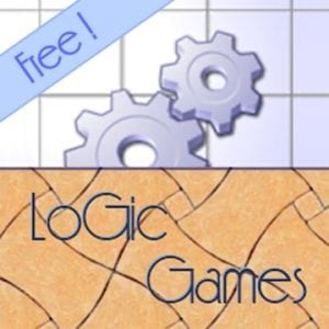 100 Logic Games logo