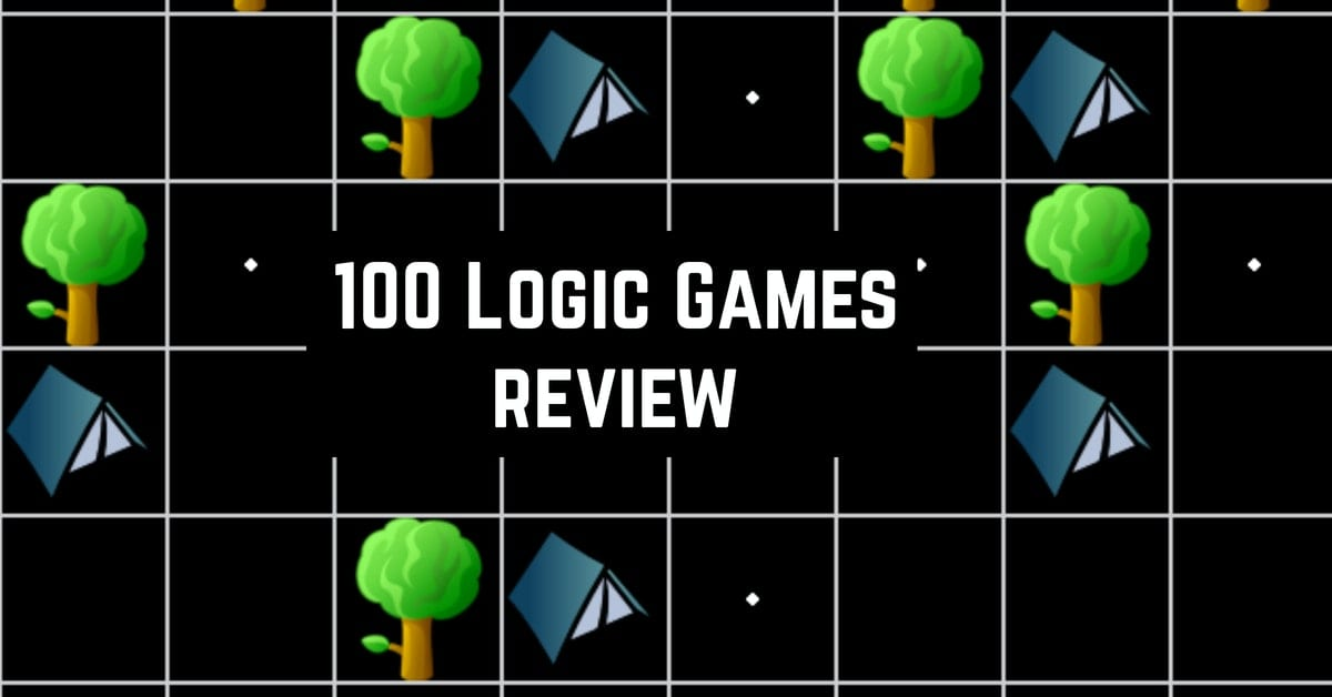 100 Logic Games review