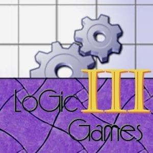 100x3 Logic Games logo